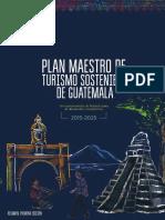 Plan Maestro de Turismo Sostenible de Guatemala 2015-2025