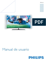 Manual Tv Philips