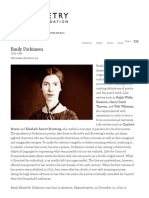Emily Dickinson - Poetry Foundation