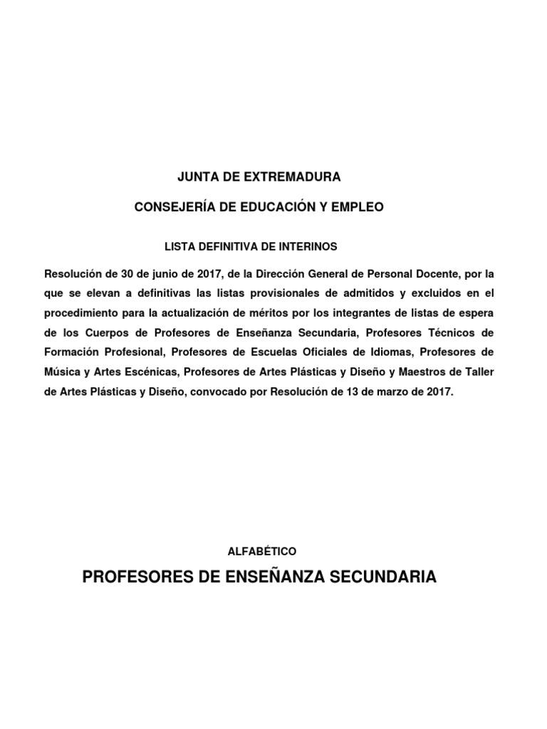 Alfabetico Def 590Educación Def Secundaria Maestros sCrdthQ