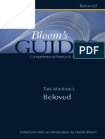 (Bloom's Guides) Harold Bloom-Toni Morrison's Beloved -Chelsea House Publications (2003)