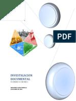 Investigacion Documental. desarrollo sustentable, escenario economico, SLP