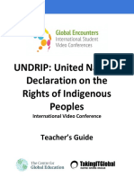 United Nations Declaration on the Rights of Indigenous Peoples!