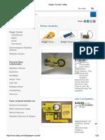 Geiger Counter EBay
