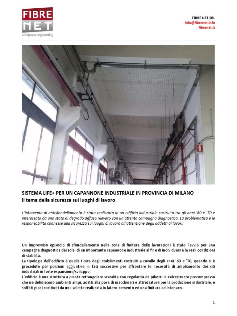 Portata Solaio Anni 60 antisfondellamento capannone pregnana fibre net 03 17 life xygh