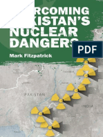 Mark Fitzpatrick - Overcoming Pakistan's Nuclear Dangers