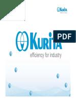 Company Presentation 30012014.Kurita