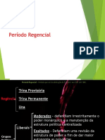 Brasil Período Regencial