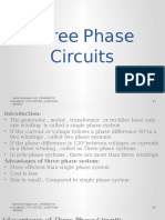 BEE Three Phase Circuits