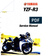yamaha 2015 2016 yzf r3 service manual fuel injection throttle