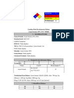 Material Safety Data Sheet Asam Formiat.docx