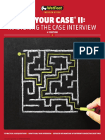 Ace Your Case II Mastering the Case Interview