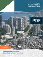 Pobreza y Desigualdad en América Latina y El Caribe by BID.