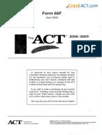 Practice Test 4 Form 4MC 080661