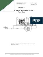 Dynaprime Pump AP100M Parts Manual