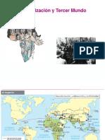 Descolonizacion y Tercer Mundo