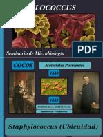 Exposicion de Microbiologia