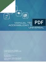 Manual Tecnico de Accesibilidad Turistica Mar2017