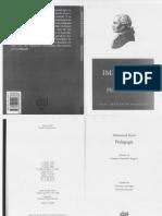 Kant - Pedagogia.pdf