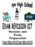 Complete Exam Revision Kit 2013