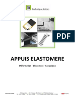 DSI Technique Beton Appuis Elastomeres FR