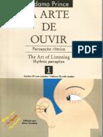 Adamo Prince - A Arte de Ouvir Volume I