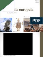 6.Economia Europeia e Portuguesa - Mercantilismo