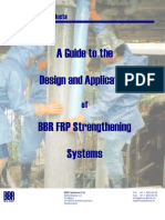 A Guide to the Design and Application of BBR FRP Strengthening Systems
