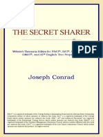 The Secret Sharer (Webster's Thesaurus Edition)