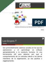Grupos T.