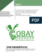Integracion de Saberes COBAY