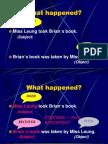 Powerpoint PassiveVoice