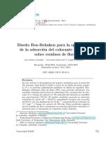 Diseño Box-Behnken para la optimización.pdf