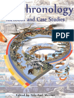 Geochronology, Methods and Case Studies [N.a. Morner, 2014]