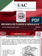 Sesión-IV-fuerzas en Superficies Curvas.