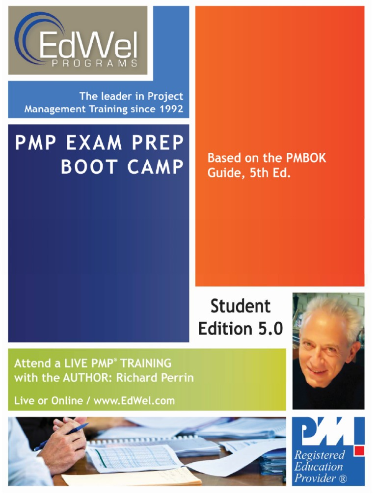 Edwel PMP Exam Prep Textbook Version 5.0 (1) (1) | Project ...