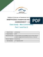 BSBPMG522 Undertake Project Work
