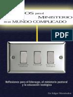 Desafíos para el Ministerio