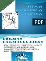 Formas Farmaceuticas Gaseosas