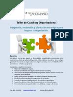 Taller de Coaching Organizacional