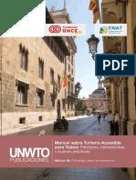 Manual Para Turismo OMT