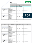 Ahouse Price List for Automatic Sliding Door -OA