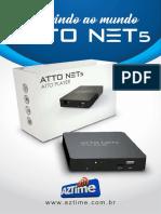 Manual Atto Net 5