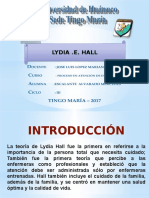 Lydia Hall