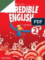 Incredible English 2  AB