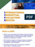 ICES Presentation