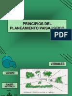 Principios Del Planeamiento Paisajistico