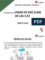 Conectividad de La Red Lan en Las Aip y Crt de Las II.ee (in 2.1)