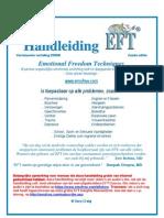 Handlboek EFT - Vertaling 2009