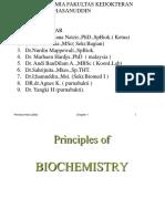 Principle of Biochem